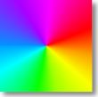 Conical Gradient Fill