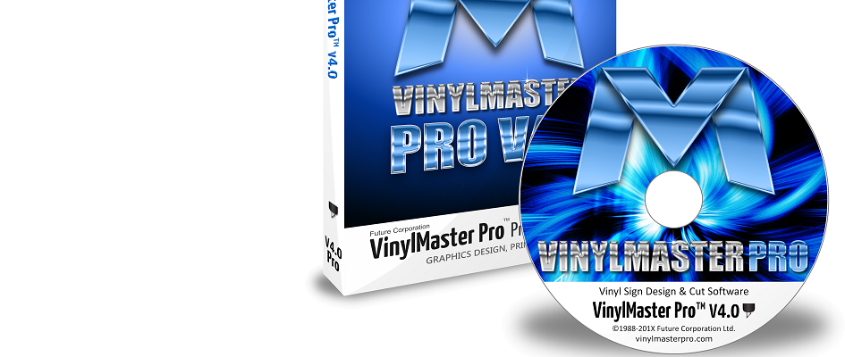 VinylMaster Software – V4 Professional Ed